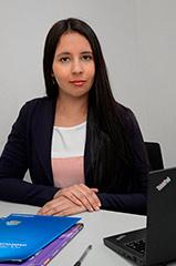 Vanessa Sánchez – Coordinadora de Internacionalización