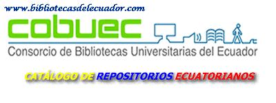 Consorcio de Bibliotecas Universitarias del Ecuador