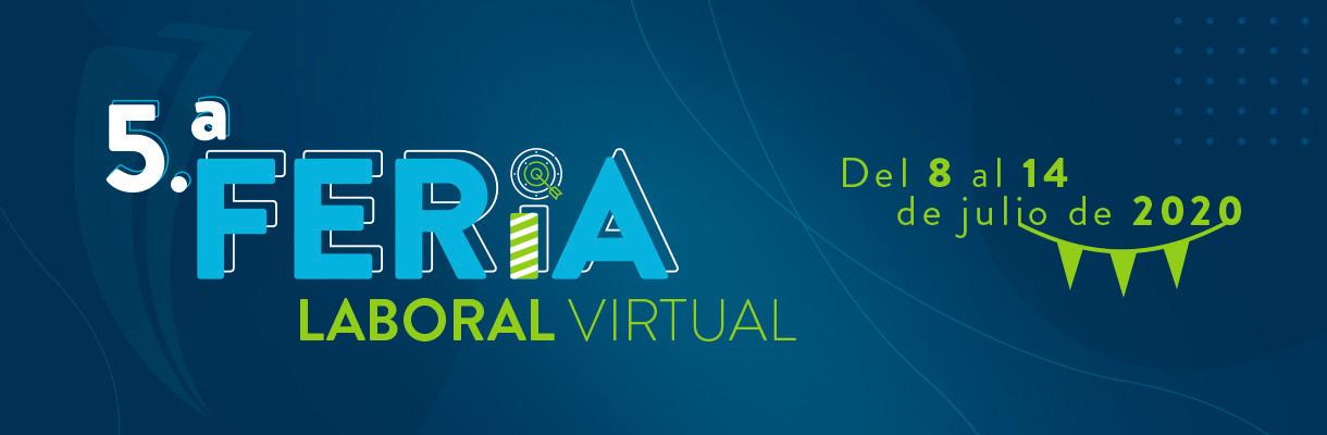 Llega la 5ta Feria Laboral Virtual del Poli