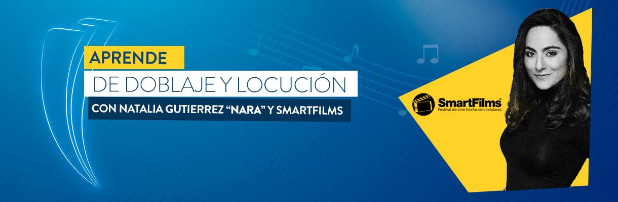 Charla SmartFilms - Natalia Nara