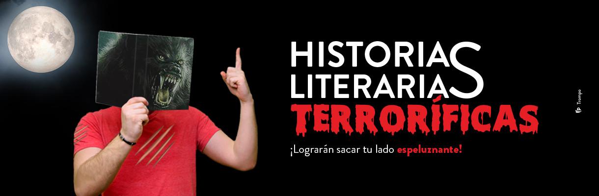 Literatura terror
