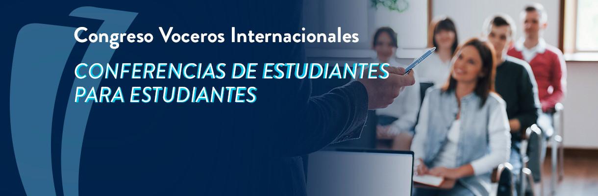 Congreso Voceros Internacional