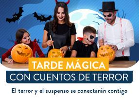 Tarde Mágica de Terror