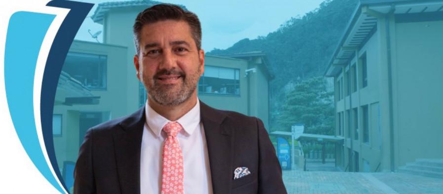 Rector Poli Juan Fernando Montañez