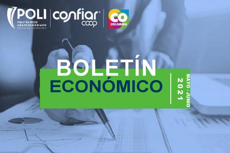 Boletín Económico mayo-junio 2021
