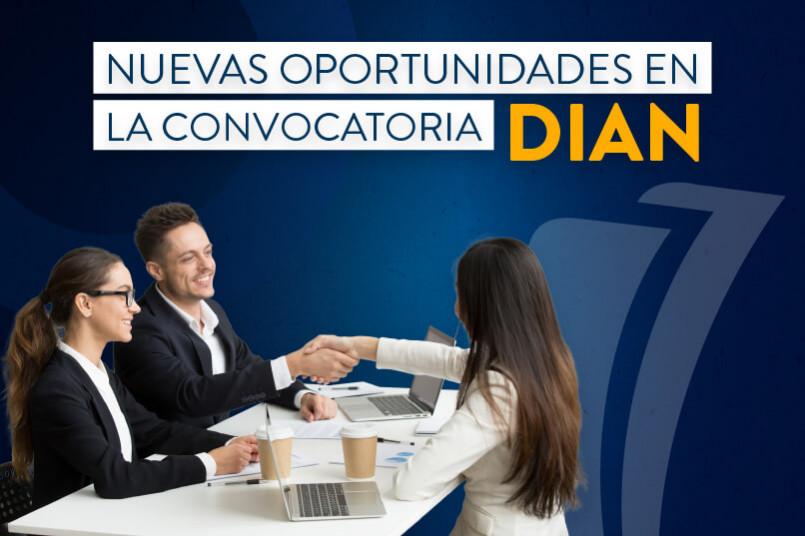 Convocatoria DIAN: postúlate a nuevas oportunidades laborales