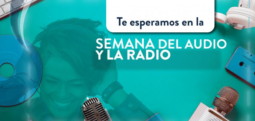 Semana del audio y la radio
