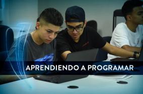 """El #PoliMedellín le da la bienvenida a """"Aprendiendo a Programar"""""""