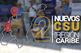 ¡Seguimos rompiendo barreras! Dos nuevos CSU llegan a Colombia