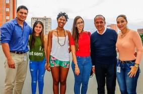 Conoce a las primeras estudiantes de intercambio del #PoliMedellín