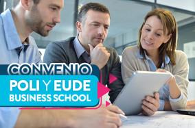 Convenio Poli y Eude Business School