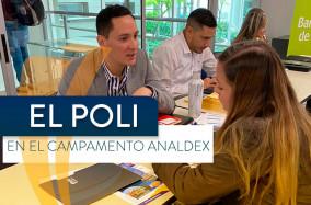 El #PoliMedellín Participó en el Evento CAMPAMENTO EXPORTADOR ANALDEX