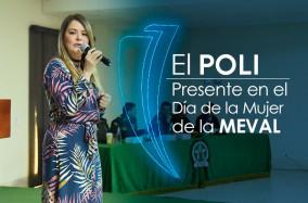 #PoliMedellín y la Policía Metropolitana del Valle de Aburrá unidos en el Día de la Mujer