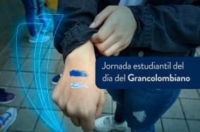 Así se celebró el Día del Grancolombiano en #PoliMedellín