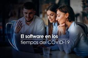 PoliMedellín y el manejo de software durante el Covid-19