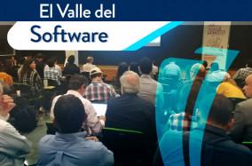 La Institución hizo parte del evento el Valle del Software